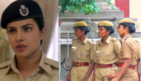 Indian policewomen
