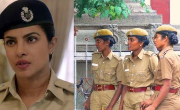 Indian policewomen