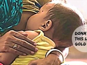 donating breast milk
