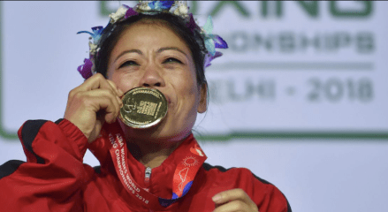 Magnificent Mary Kom