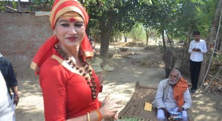 Bhawani ma transgender candidate