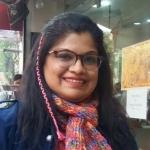 Ashwini S Menon