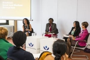 Small and medium enterprises breakout, Making Finance Work for Women Summit, Germany, 11-12 November 2015