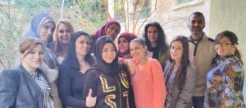 Al Majmoua staff