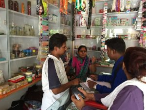 Customer research with Ujjivan's clients