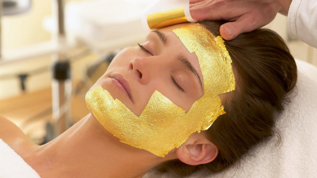 Gold based beauty treatments? Are they reality?