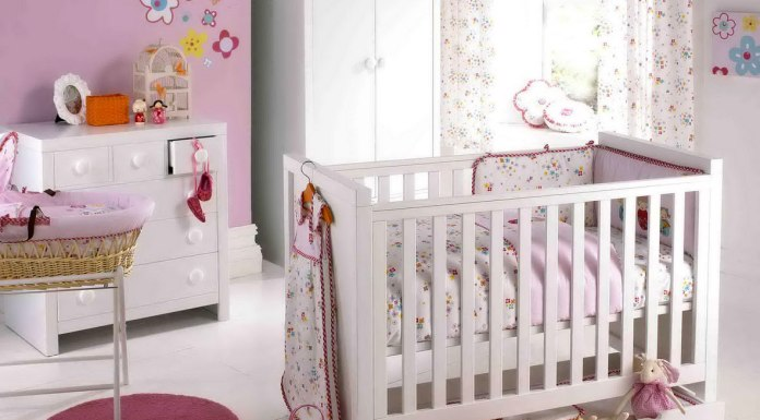 designing your baby's room