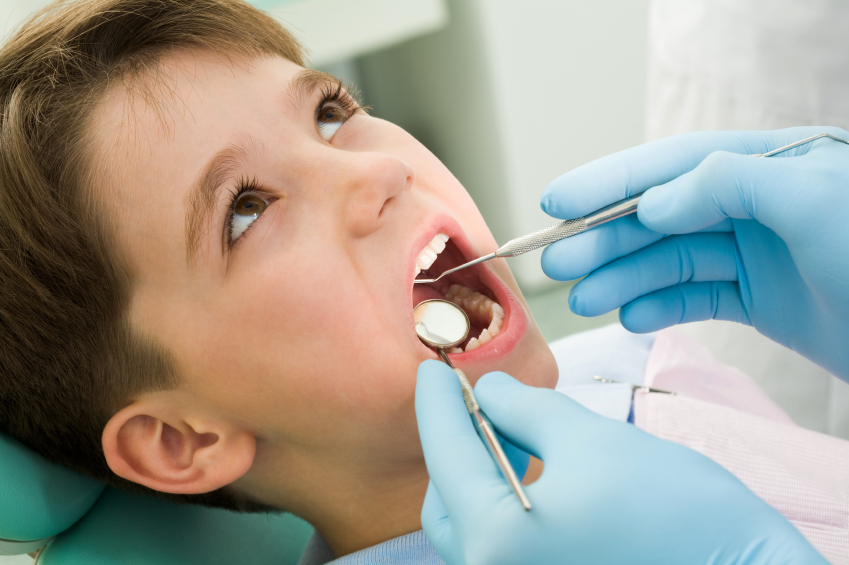 All About Taking your Kid to the Dentist for the First Time