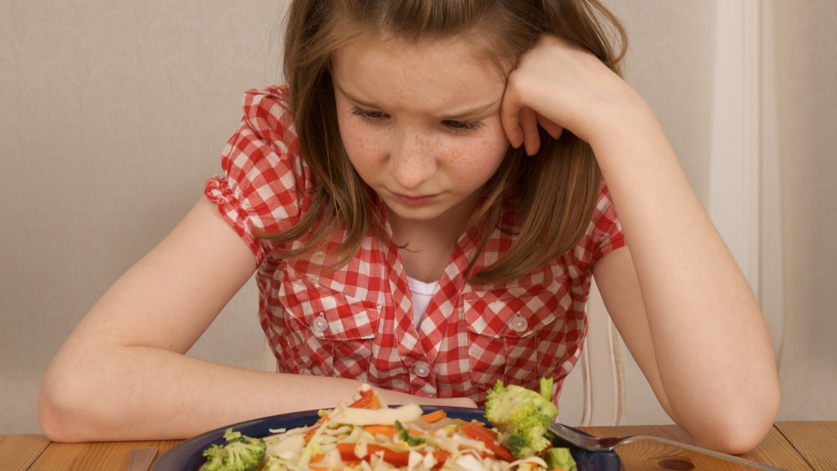 Find out if your daughter is suffering from eating disorders!