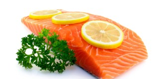 Eat fish to lose weight