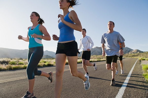 Tips to master the art of running