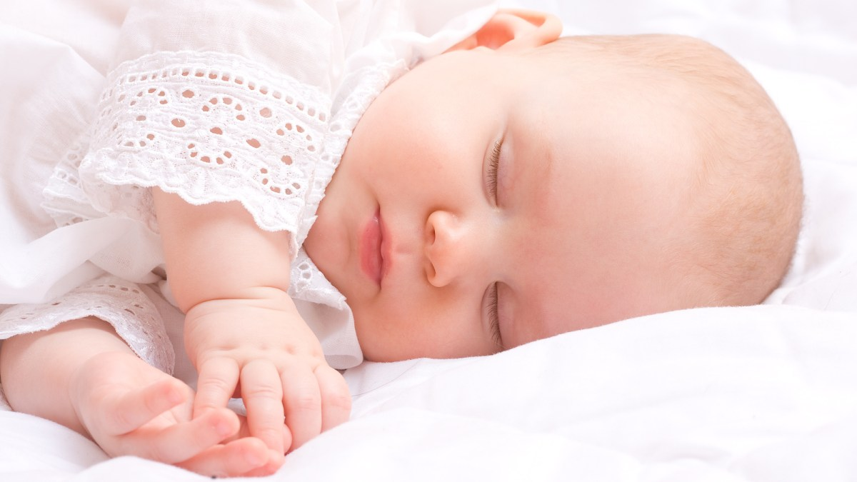 Ways to reduce SIDS in babies