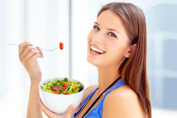 Stay slim and trim with salads
