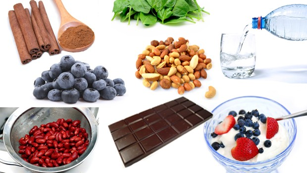 Top 10 foods for gorgeous hair and skin