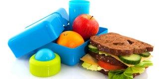 Healthy Snacks for Your Preschooler's Lunchbox