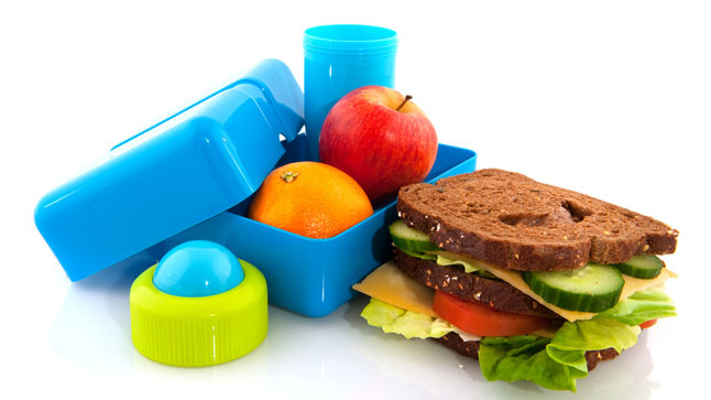 Healthy Snacks for Your Preschooler's Lunchbox