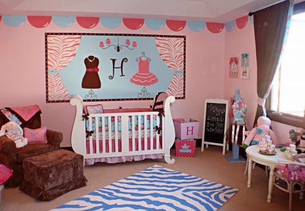 10 Tips to decorate your baby's nursery