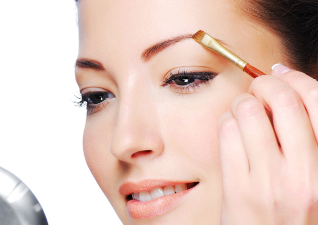 Quick fix for thinning eyebrows