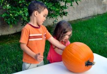 10 Pumpkin decorating ideas for toddlers