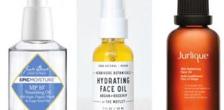 Face Oil and Moisturizers