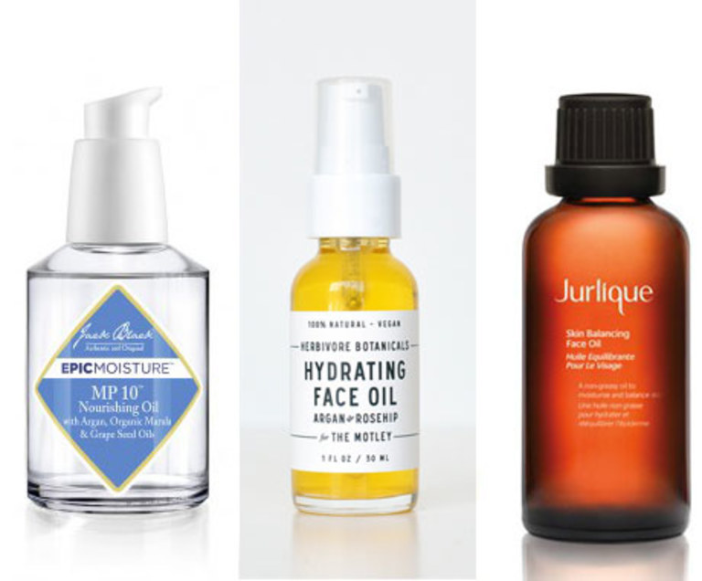 7 Differences between face oils and moisturizers