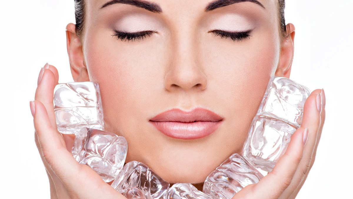 6 Best Skincare Ways to use Ice Cubes!