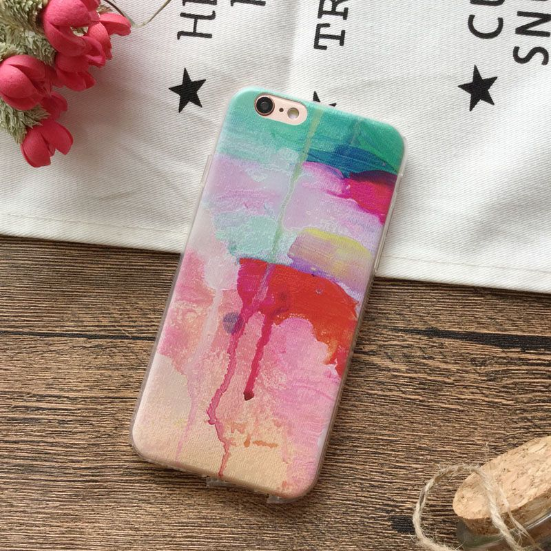 Hand painting your phone case