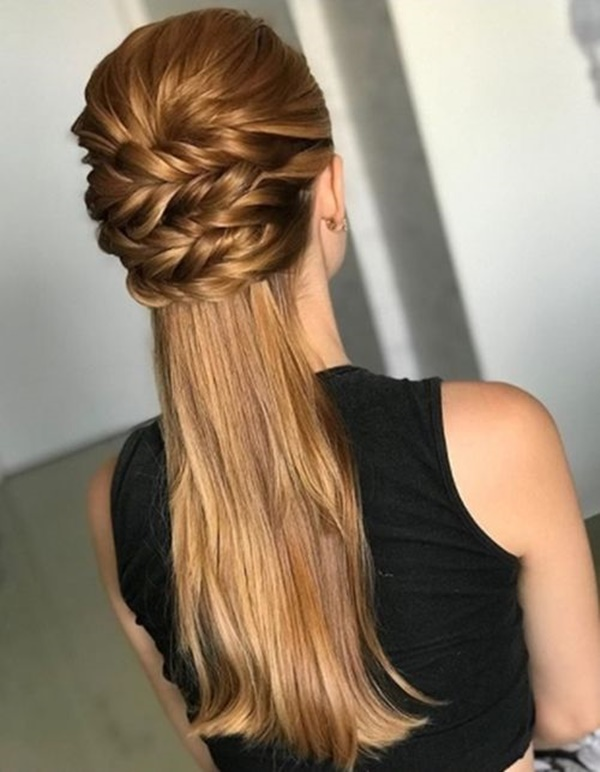 Spanish Braid