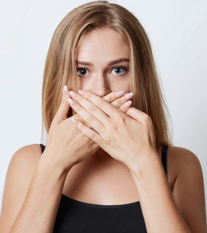 Bad breathe or yellow teeth is bad
