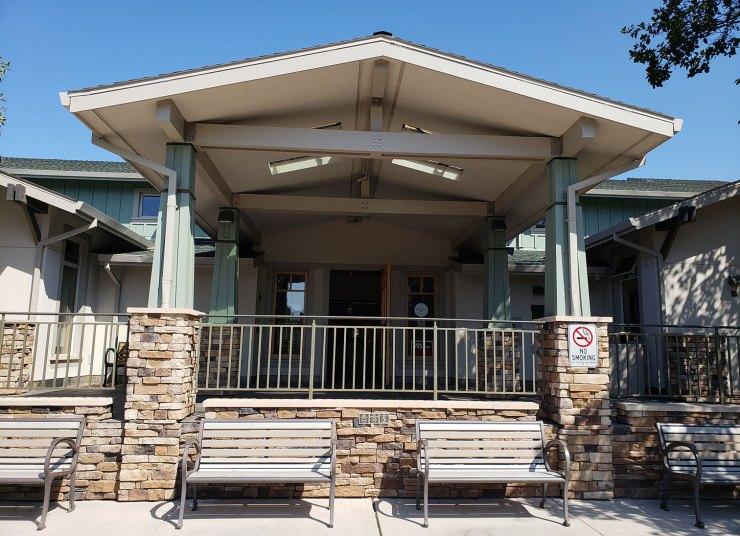 Live Oaks Public Library, Santa Cruz California