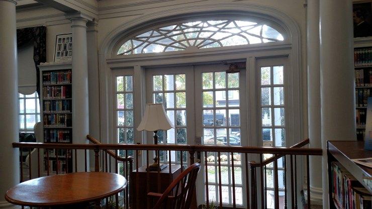 Port Jefferson Library, Reading Room