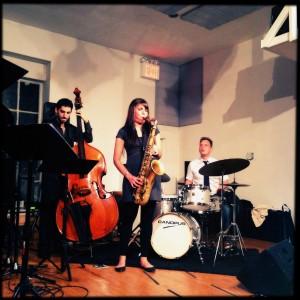 Melissa Aldana @ Jazz Standard