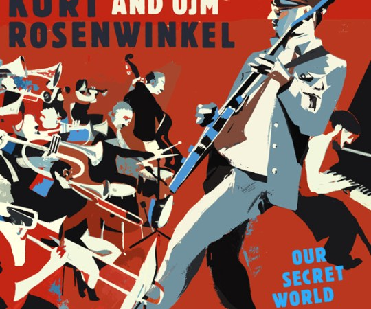 Kurt Rosenwinkel & OJM – Our Secret World