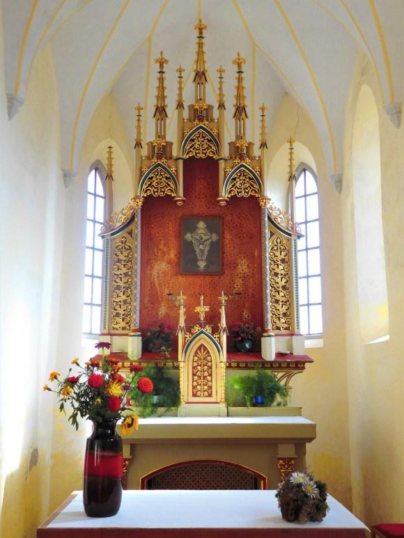 Chiesetta Santa Croce di Lazfons