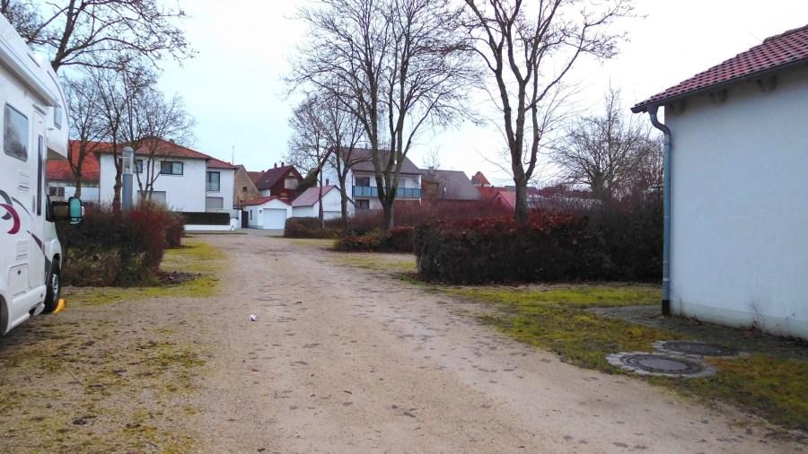 Stellplatz Freystadt