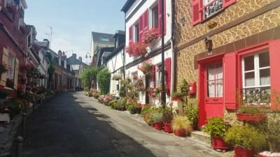 Straße der Blumen
