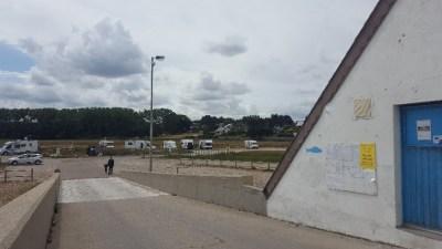 Stellplatz Aubin