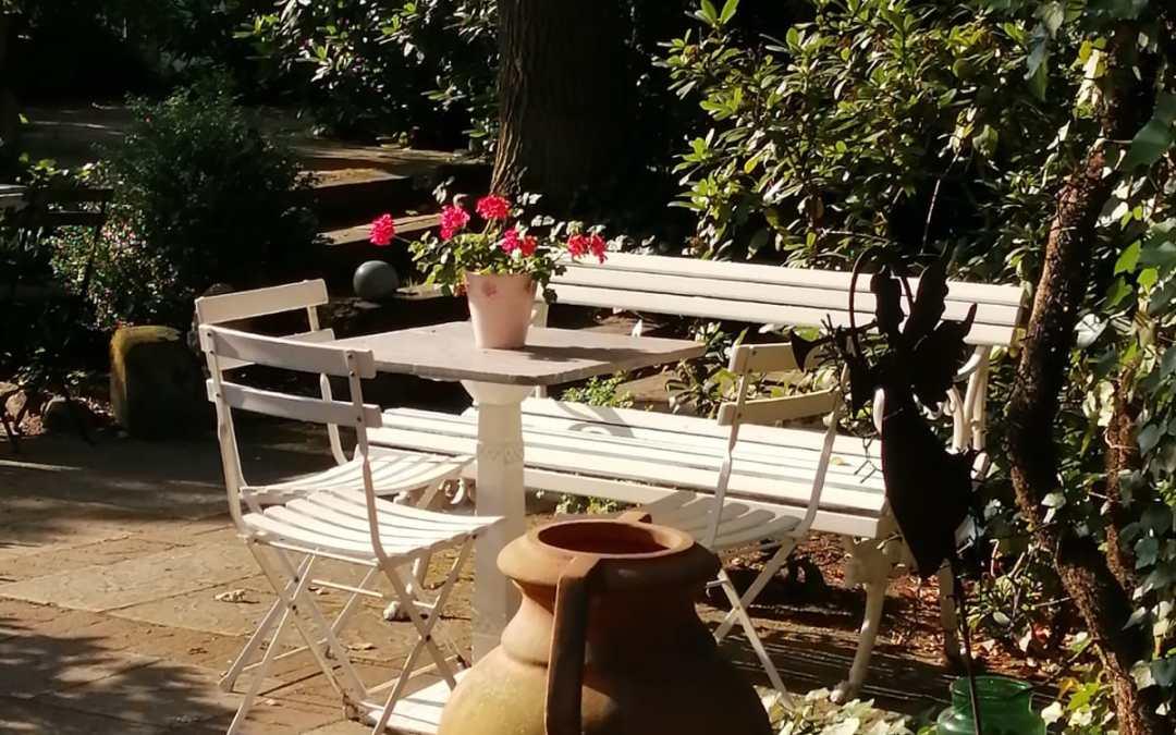 In Nachbars Garten….Wohnmobiltour mit Gartenbesichtigung