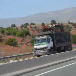 marrokanischer Tiertransport