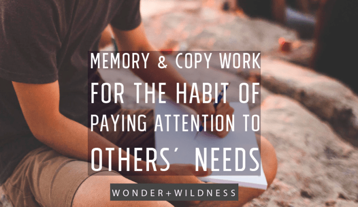 memory-and-copy-paying-attention