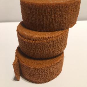 Wonderband-tripack-bruin