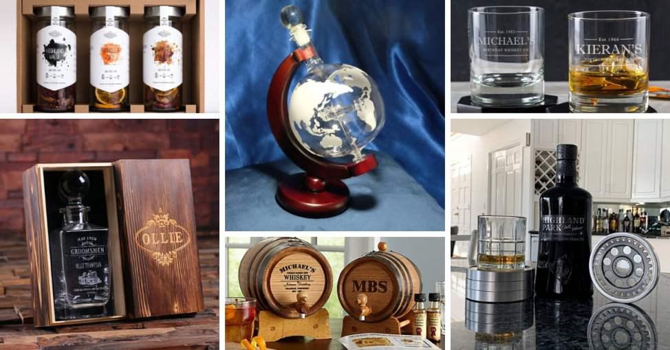 Best Gift Ideas for Whiskey Lovers