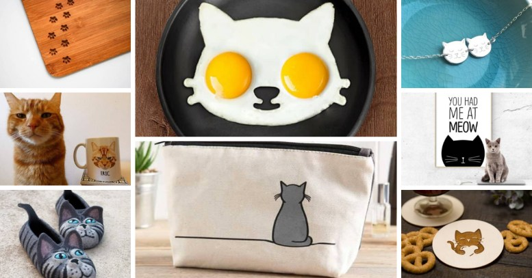 Cat Lover Gift Ideas