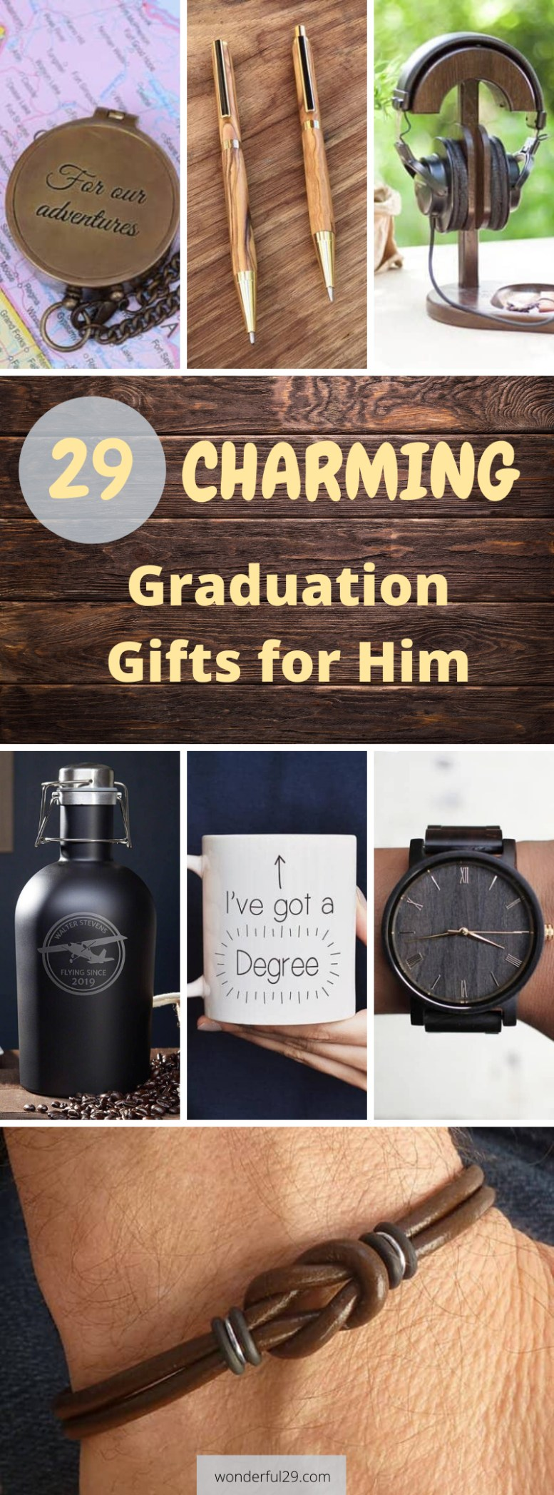 Graduation Gift Ideas for Him