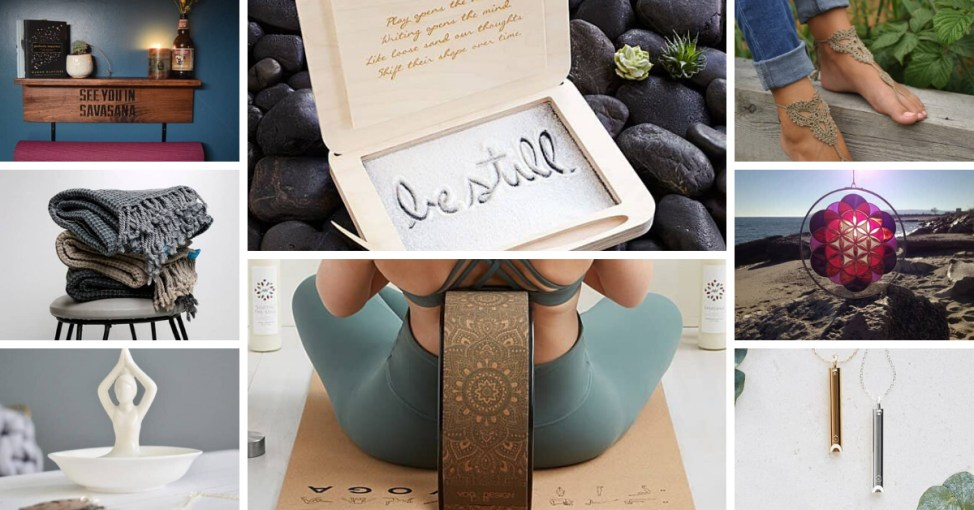 Gift Ideas for Yoga Lovers