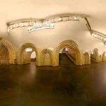 Moscow Metro Subway 07