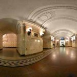 Moscow Metro Subway 02