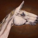 Painted Hands - Horse
