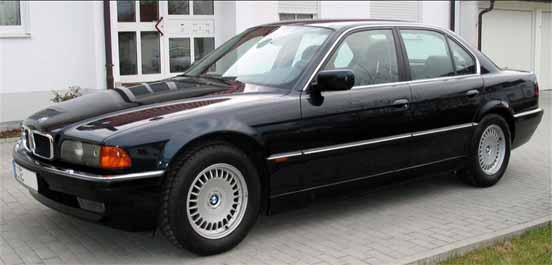 President Car Sri Lanka - Bmw e38