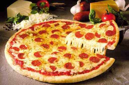 Image result for acres of pizza